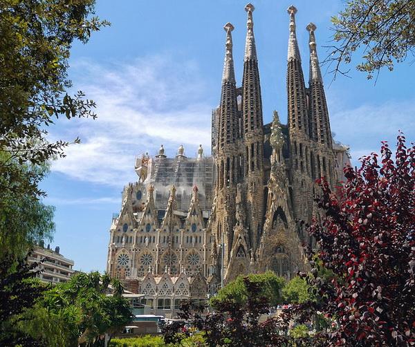 Душевная и уютная Барселона