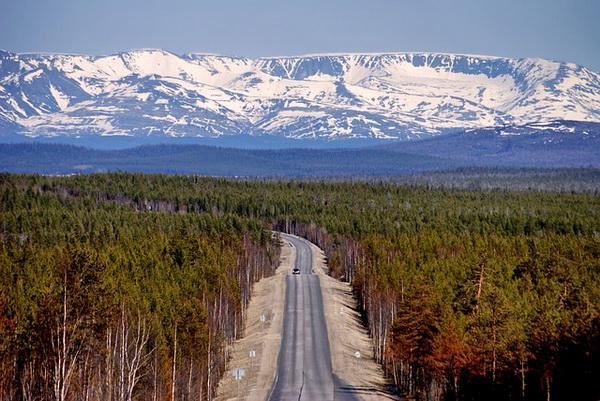 Самые интересные факты о границах России