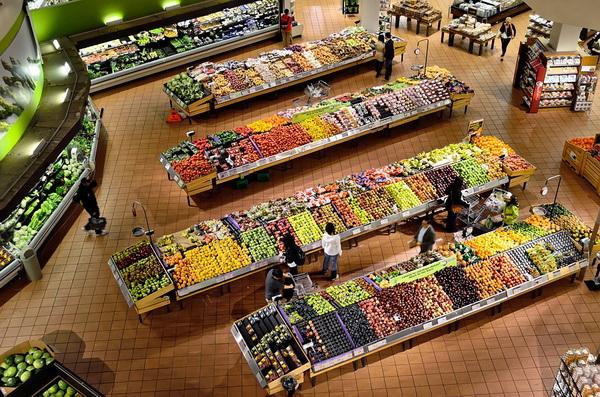 Очереди в супермаркетах
