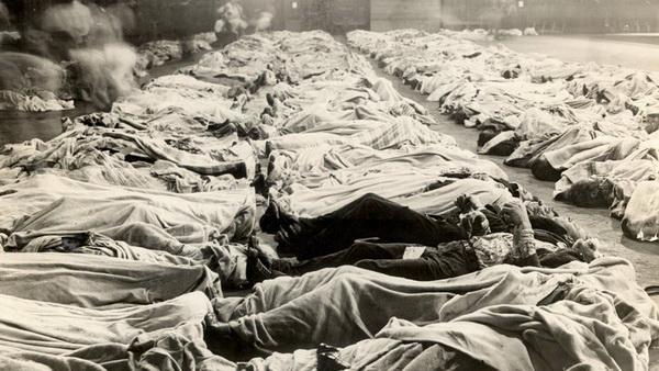 титаник фото погибших людей