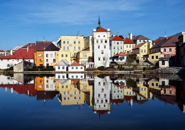 Полезная поездка в Чехию