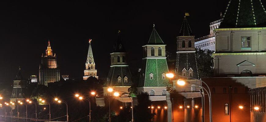 интересные факты о кремле в москве