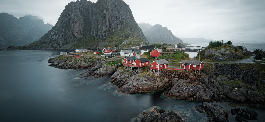 норвегия интересные факты о стране для детей