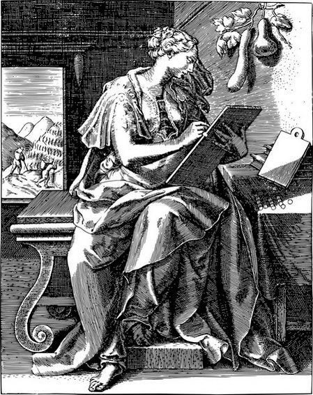 гравюра алгебра